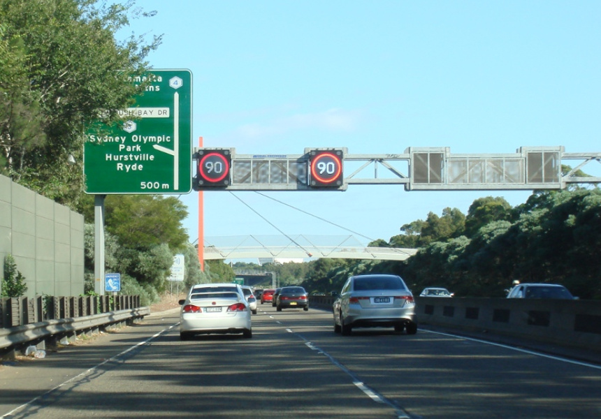 Sydney toll saving announced by premier