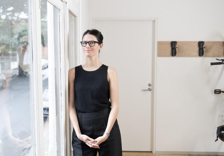 Broadsheet's editorial director, Katya Wachtel