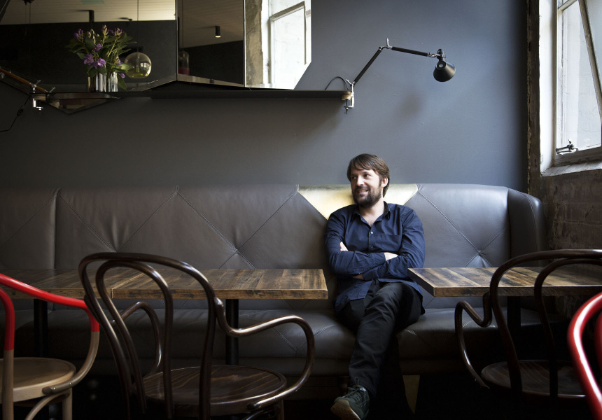 Rene Redzepi at Cumulus Up