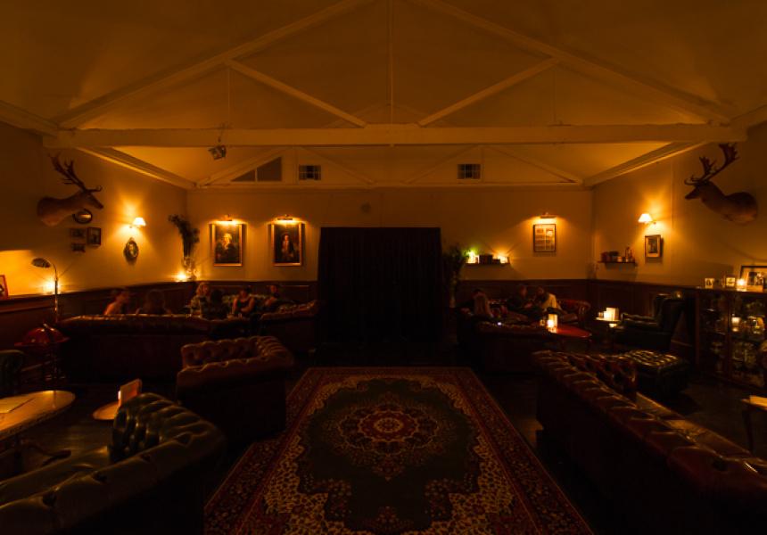 Elk Room Broadsheet
