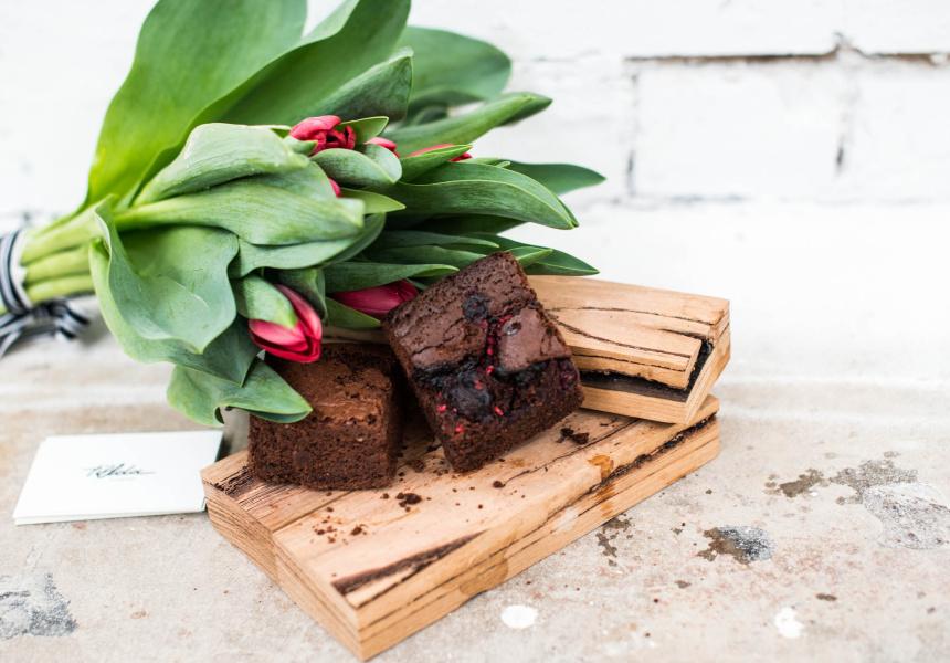 Tillda Flowers & Brownies