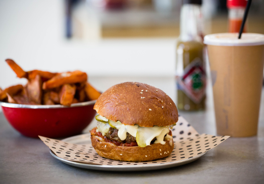 Chur Burger, Sydney
