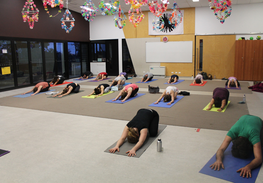 Yoga, Brunswick West