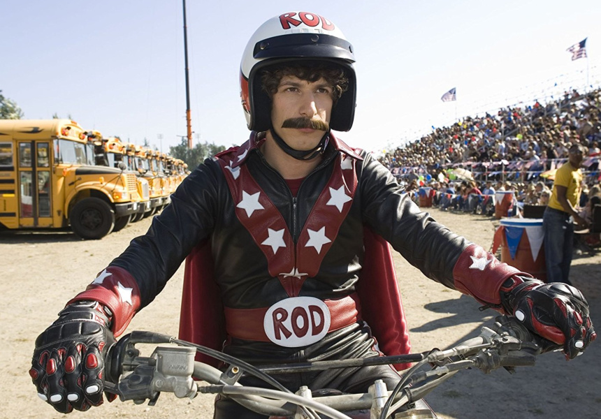Andy Samberg as Rod Kimble