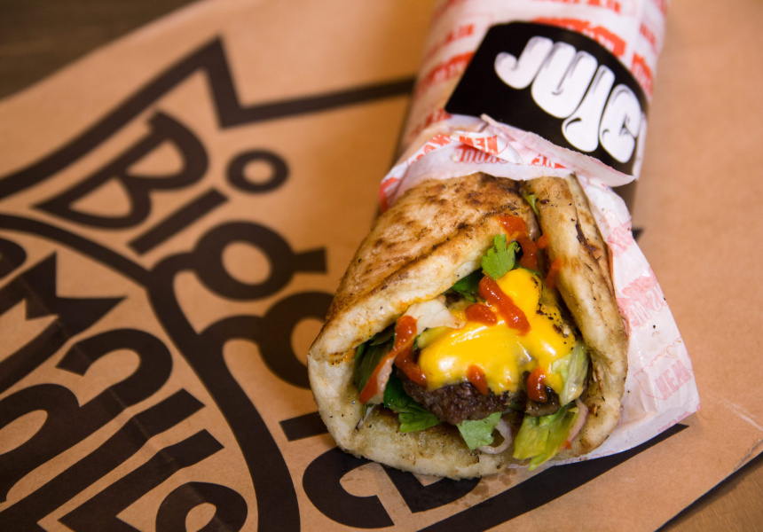 Biggie Smalls Free Kebab Giveaway And Food Truck Launch