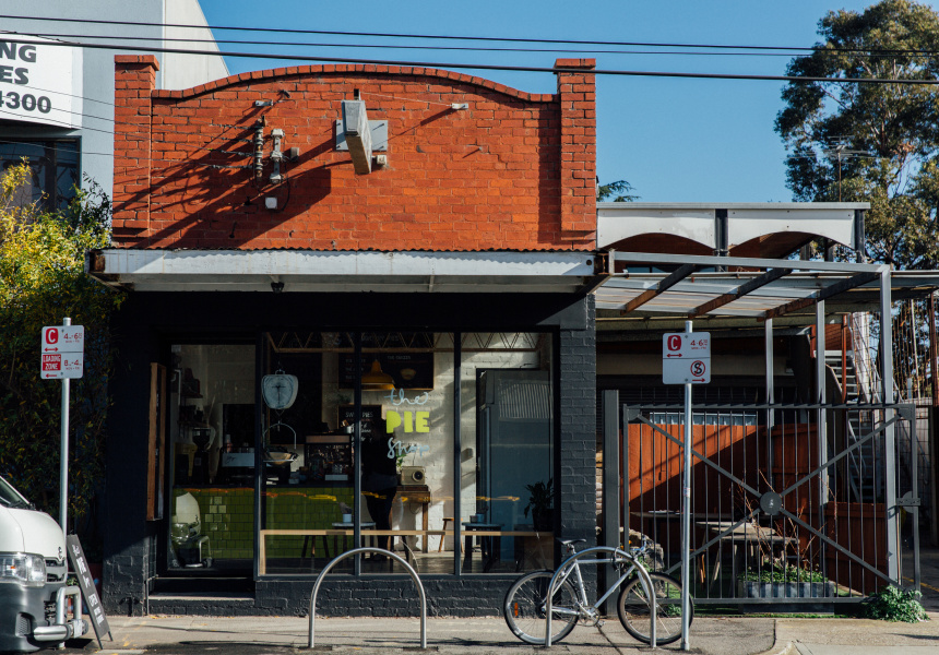 The Pie Shop Brunswick East