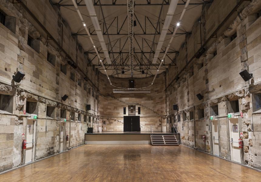 Cell Block Theatre