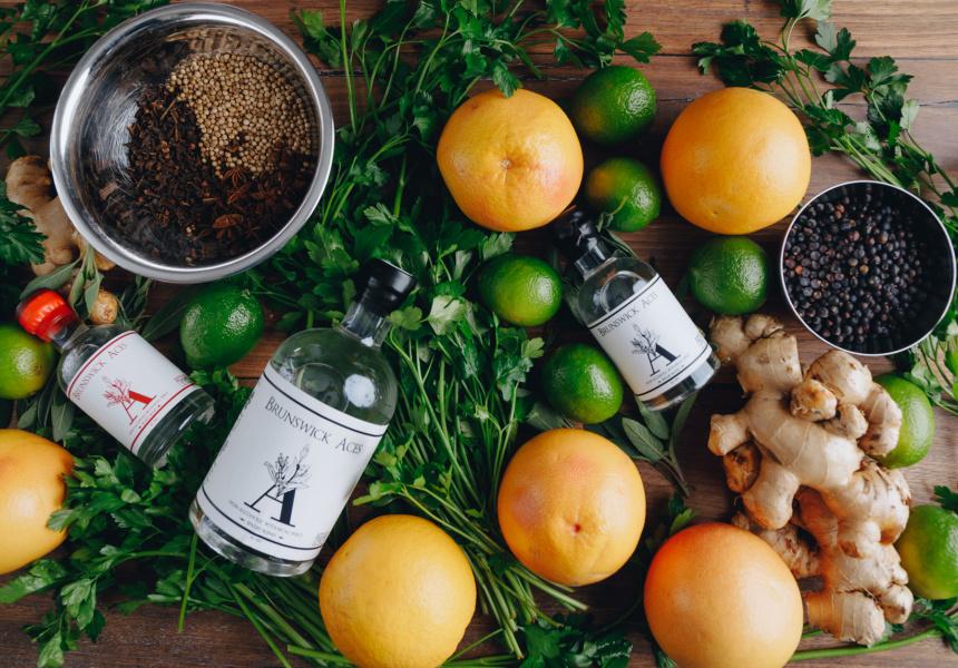 Brunswick Aces: Gin Without the Gin - Broadsheet