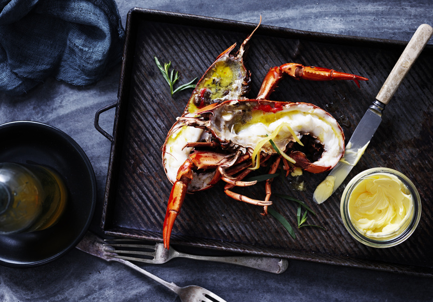 Grilled Marron