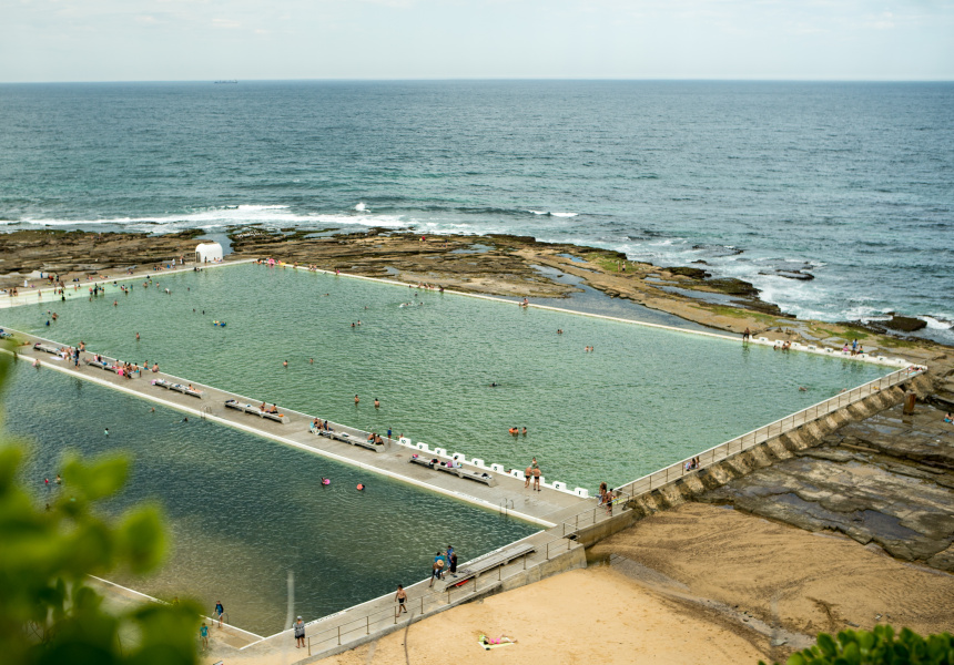 Merewether Ocean Baths – Newcastle