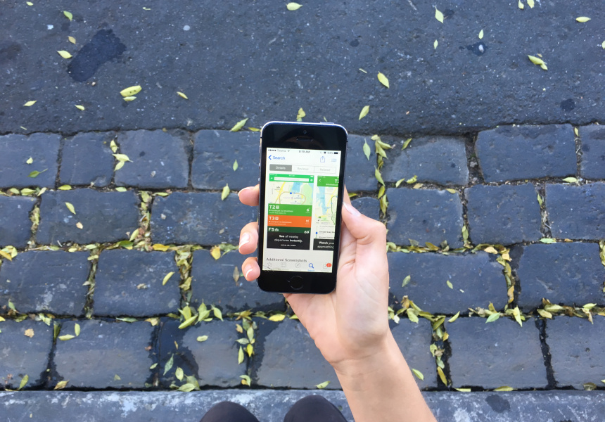 Sydney's New Public Transport Apps - Broadsheet