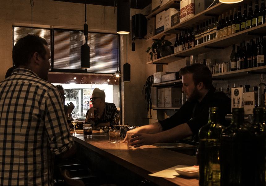 Luxsmith Bar and Wine Shop