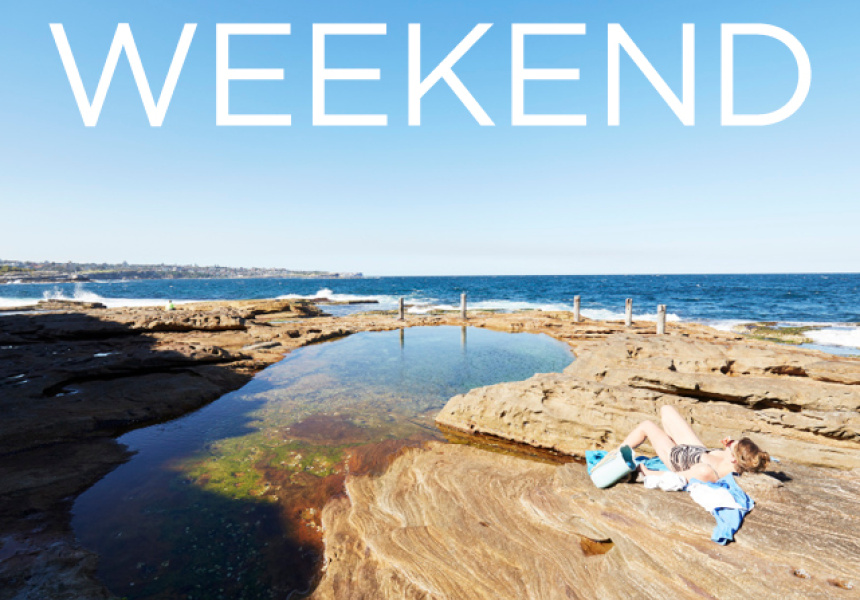 Ivor Rowe Rockpool at South Coogee