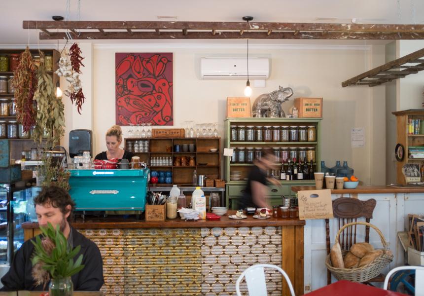 The Seasonal Garden Cafe Hahndorf