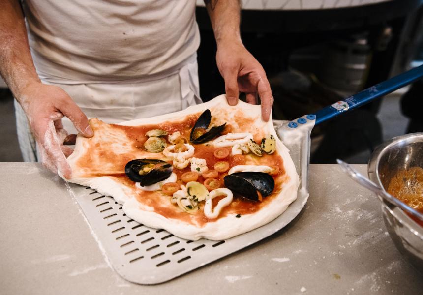 Society Pizzeria