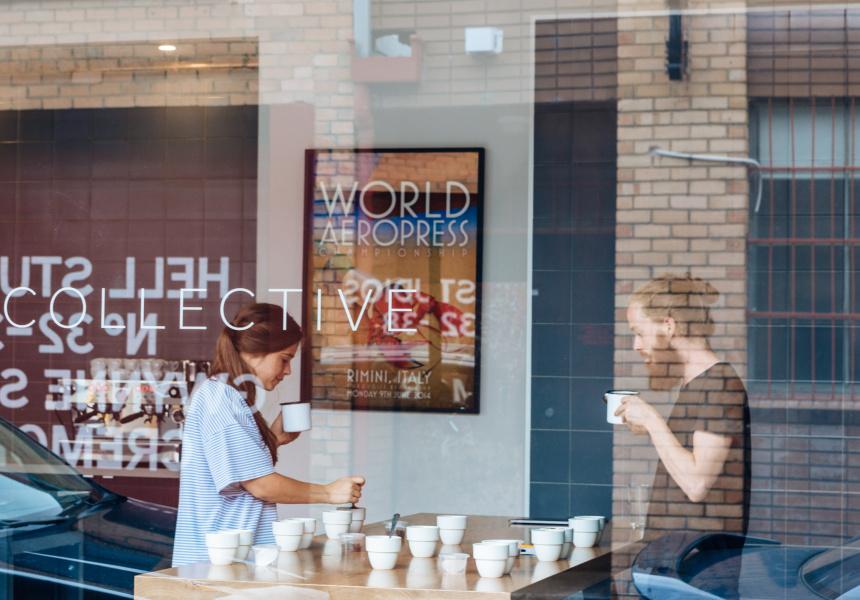Bureaux collective melbourne s incubator for coffee roasters