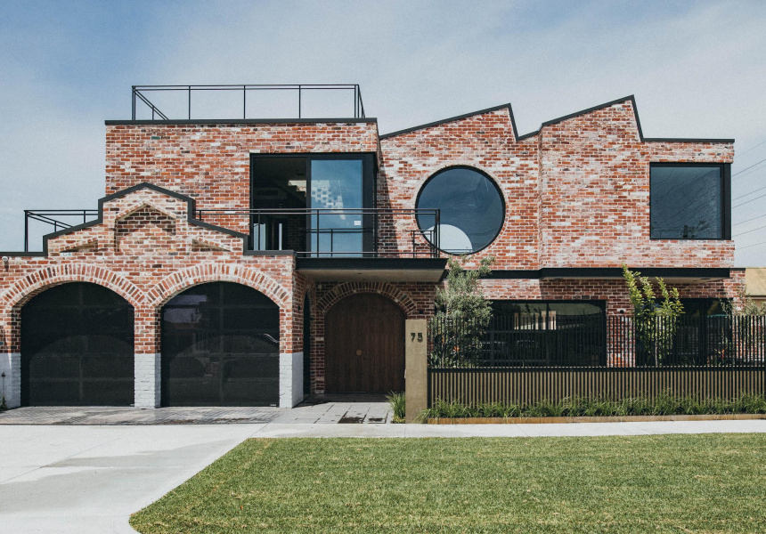 Brick House by State of Kin.