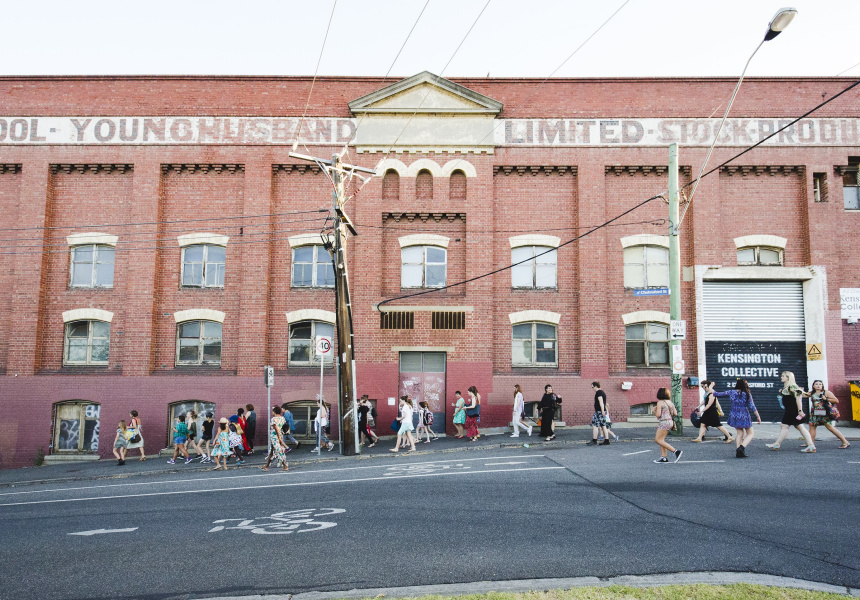 Younghusband Woolstore