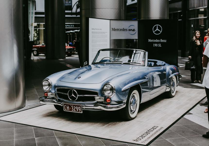 Mercedes Me x Stars & Cars