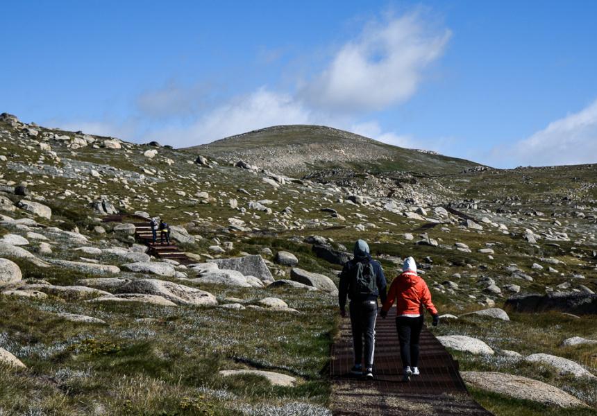 Kosciuszko Summit Walk