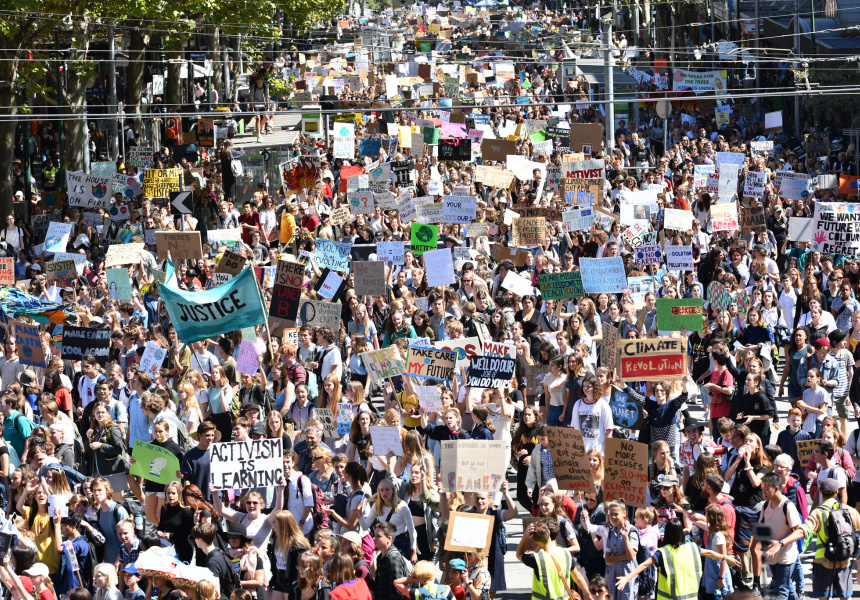 March 15, School Strike 4 Climate
