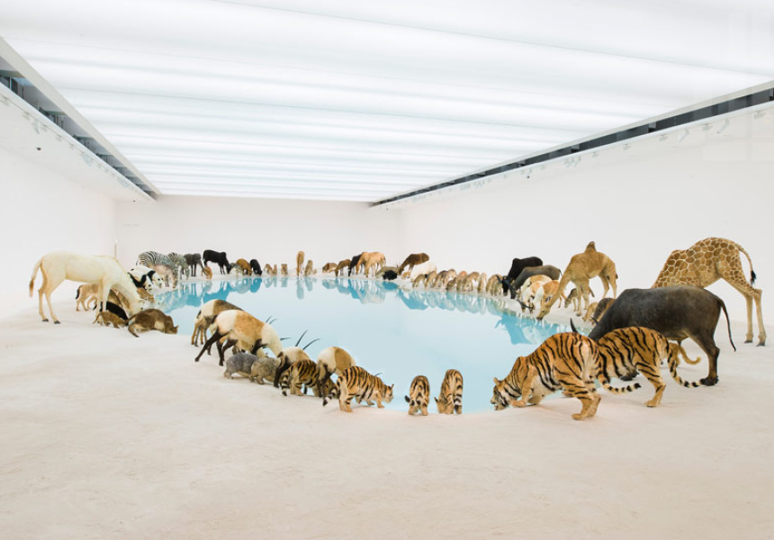 Cai Guo-Qiong, Heritage, 2013, GOMA
