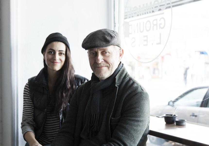Jacqui Alexander and Sasha Krivitsky