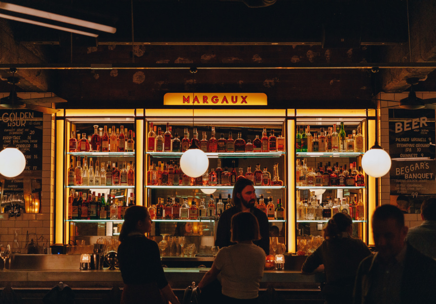Bar Margaux, CBD