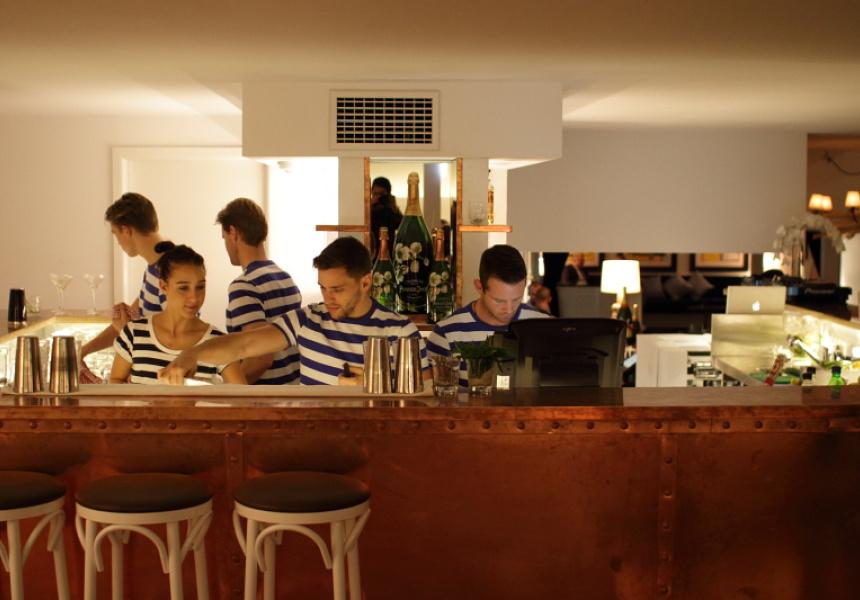 Double Bay S Bar Pelicano Broadsheet