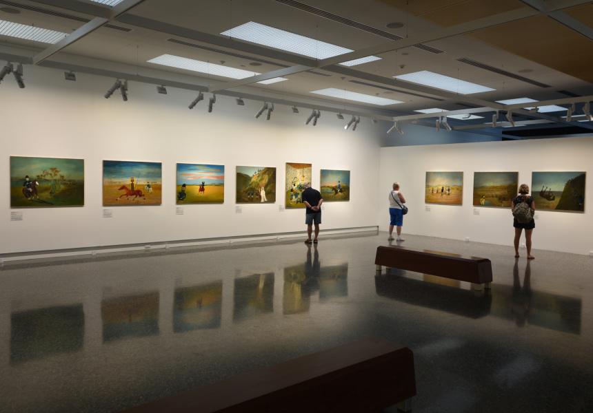 Murray Art Museum Albury