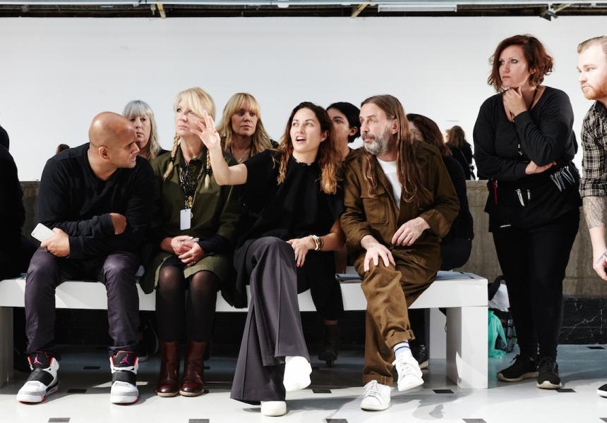 Ellery at Paris Fashion Week 2015