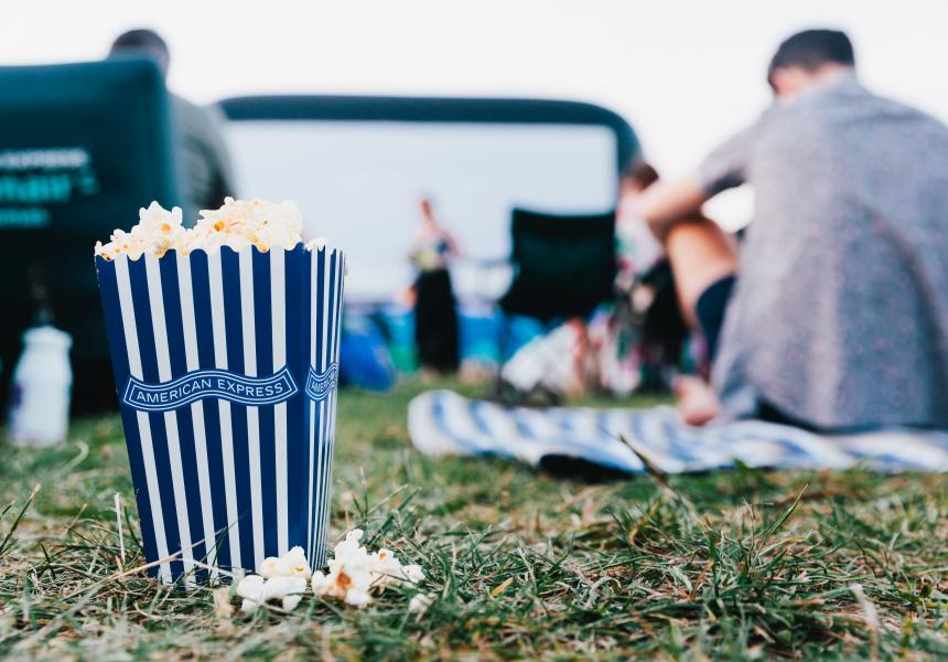Openair Cinema, Yarra Park