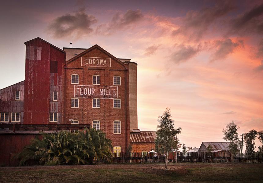 Corowa Whiskey and Chocolate Factory