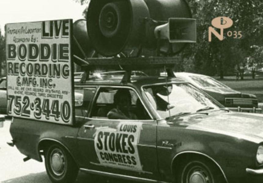 Boddie Recording Company : Cleveland, Ohio