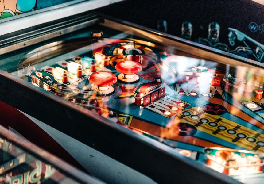 Pinball Paradise