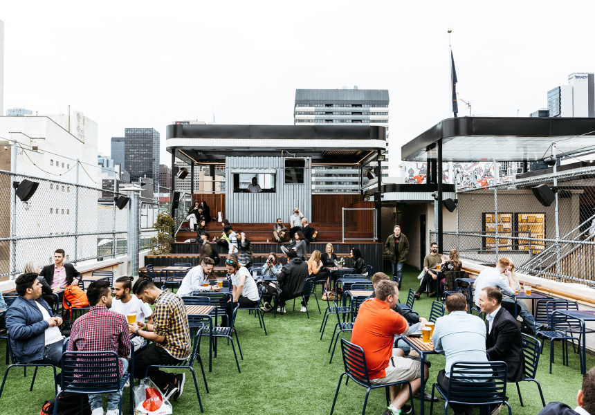 Rooftop Bar & Cinema