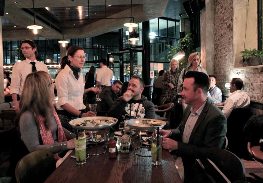 The Morrison Oyster Bar
