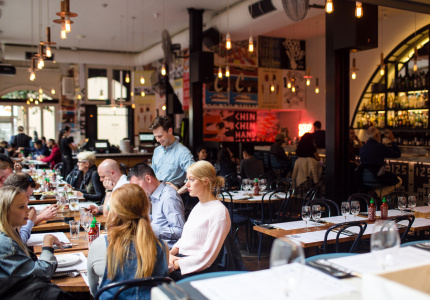 Good Restaurants Around Flinders Street