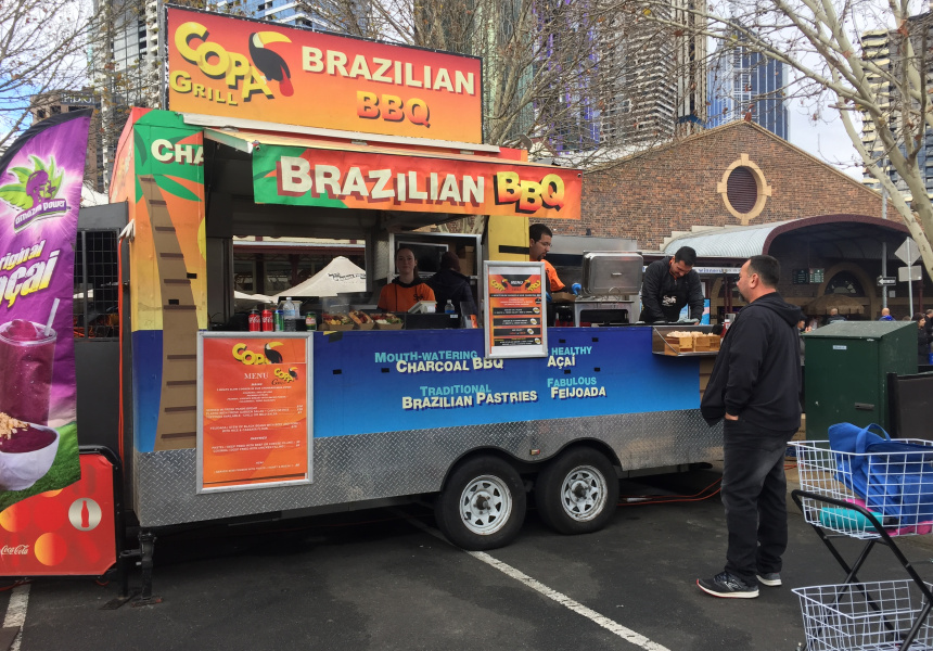 Copa Food Truck