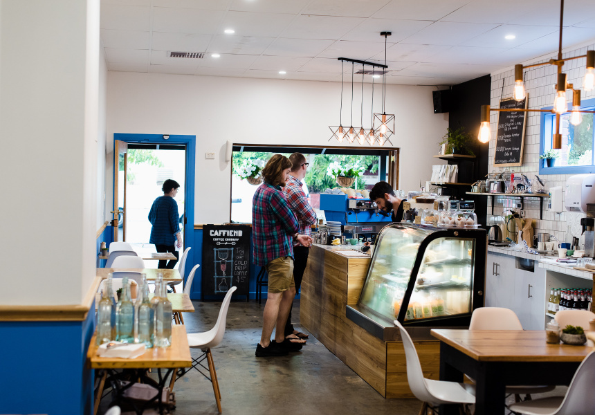 Caffiend Coffee Company