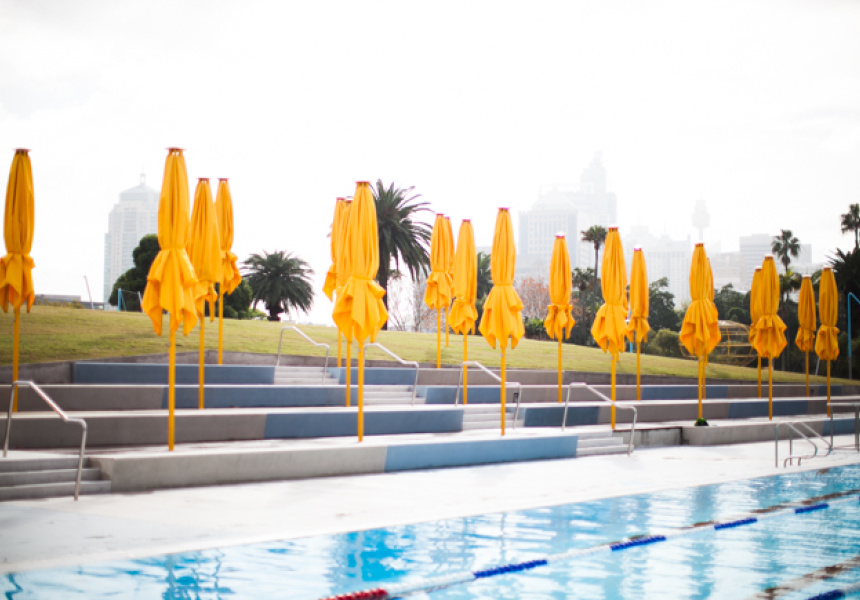 Prince Alfred Park Pool by Neeson Murcutt Architects in association with City of Sydney.