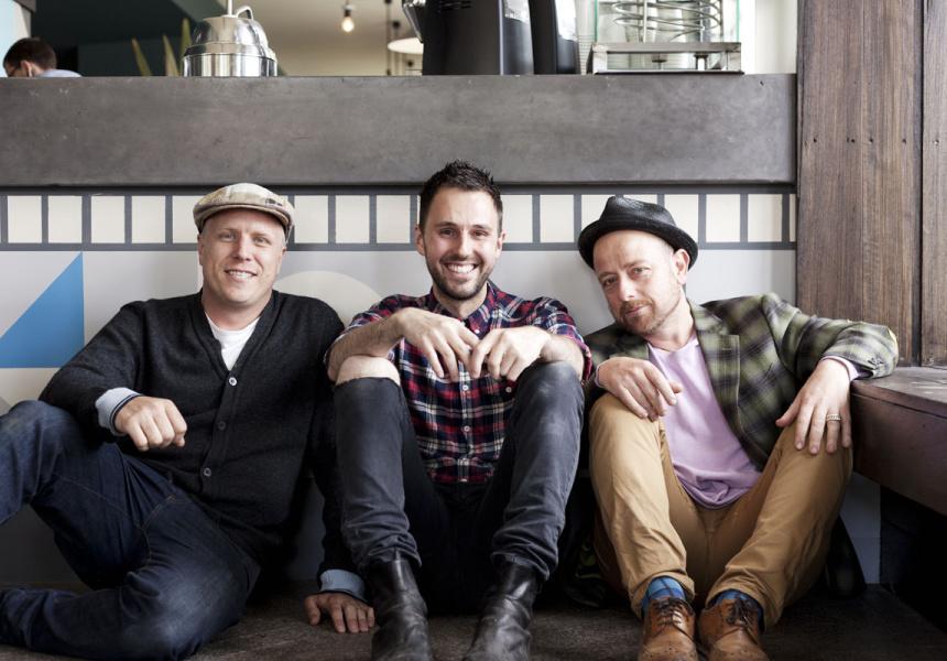 Jesse, Adam & Salvatore