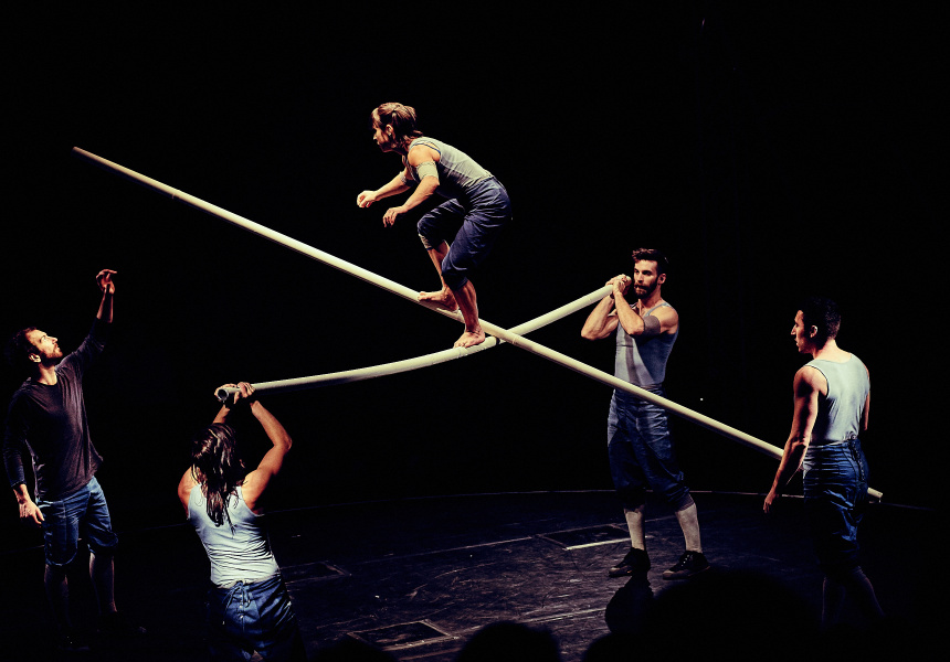 Tipping Point - Ockham's Razor - photo by Mark Dawson Photography