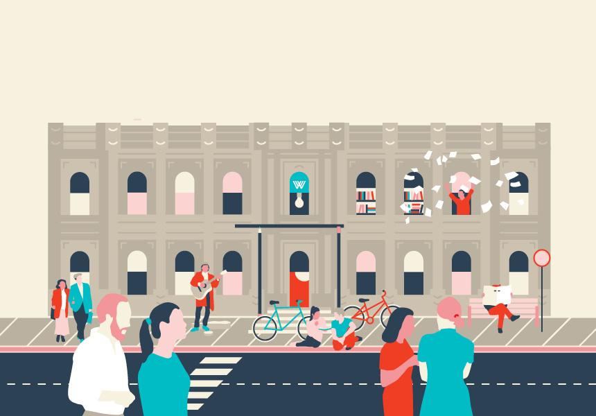 Illustration: Amelia Leuzzi