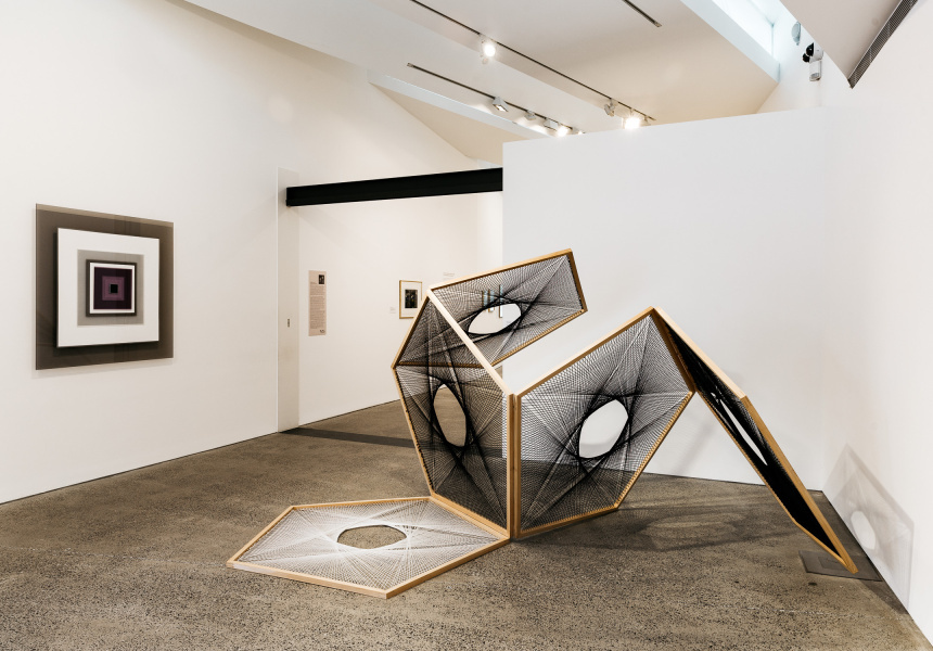 Call of the Avant-Garde: Constructivism and Australian Art at Heide