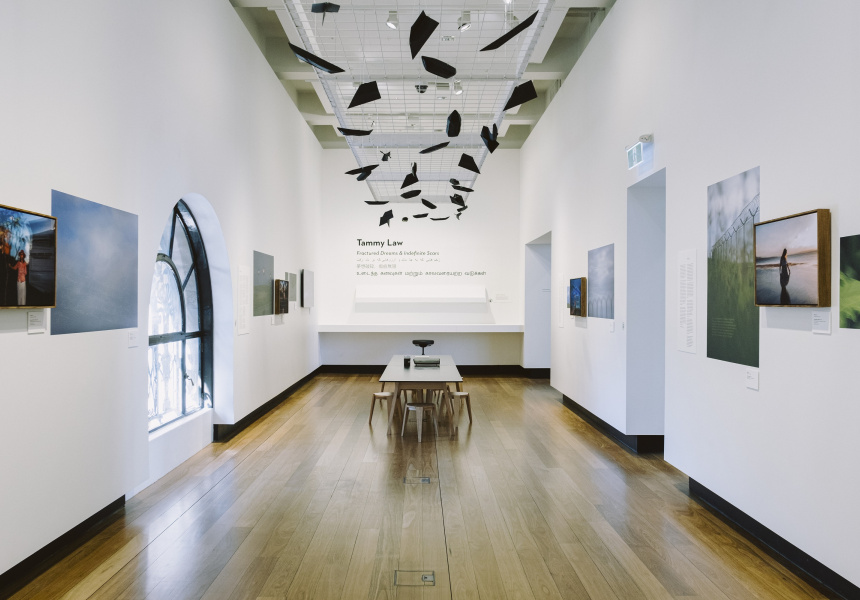 Tammy Law: Fractured Dreams & Indefinite Scars, Museum of Brisbane