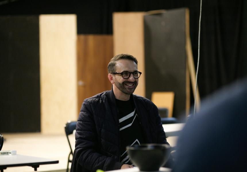 Artistic director Mitchell Butel