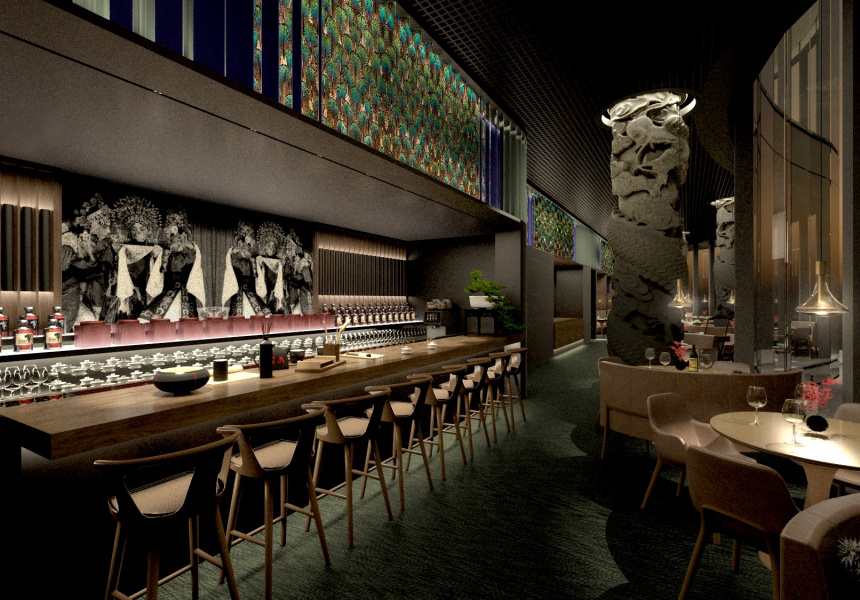 A Scenic Rooftop Bar An Opulent Chinese Restaurant And More Are Coming To Skycity Adelaide