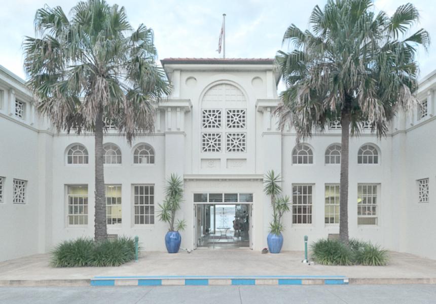Bathers' Pavilion