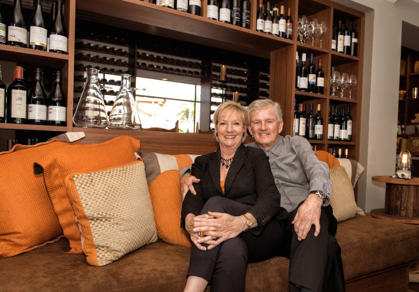 Gail and Kevin Donovan